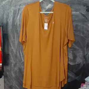 ❤Plain yellow/mustard color Maurices size 3
